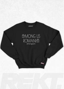 Hanorac fără glugă Among Us Romania