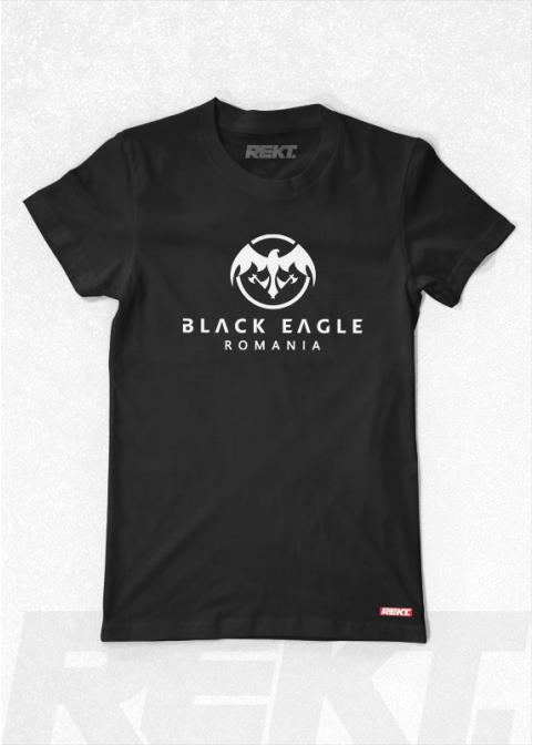 Tricou Black Eagle Romania