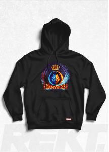 Hanorac cu glugă Danyyy23 Fire&Ice