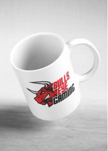Cană Bulls Eye Gaming